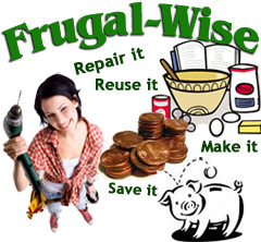 Frugal Living Advice